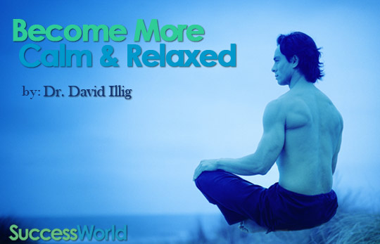 Become More Calm & Relaxed with Self-Hypnosis