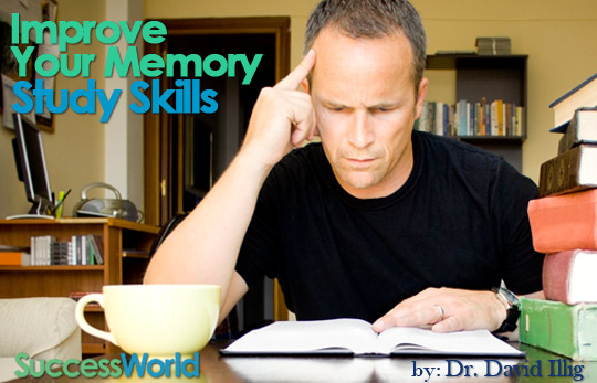Increase Memory | Study Skills with Self-Hypnosis