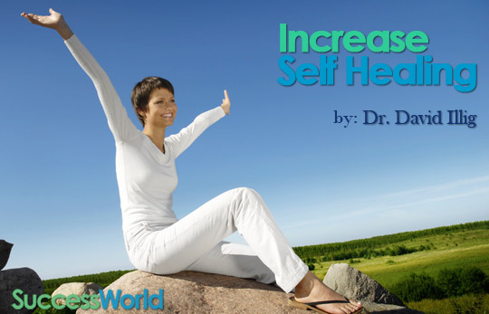 Increase Self Healing with Self-Hypnosis