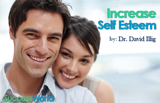 Increase Self-Esteem with Self-Hypnosis