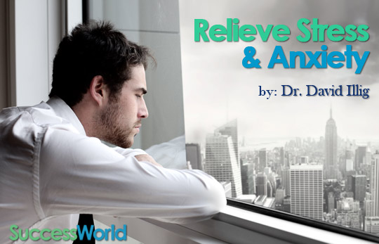 Relieve Stress & Anxiety through Self-Hypnosis