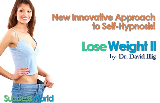 Lose Weight II with Self-Hypnosis
